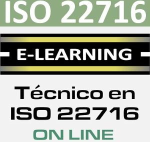 CURSO ON LINE ISO 22716