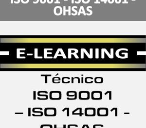 Curso On Line ISO 9001 14001 y OHSAS