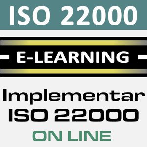 CURSO ON LINE ISO 22000