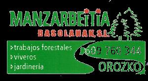 Manzarbeitia basolanak, S.L. Se Certifica en ISO 9001, ISO 14001 y OHSAS 18001
