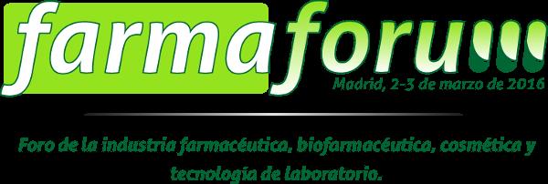 FARMAFORUM 2016, 3ra Edición del Foro de la Industria Farmacéutica