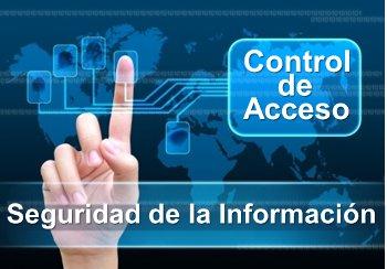 Seguridad de la Información y control de accesos