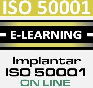 CURSO ON LINE ISO 50001