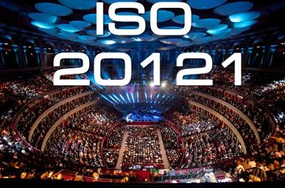 ISO 20121:2013 Sostenibilidad de Eventos