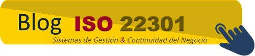 Blog ISO 22301