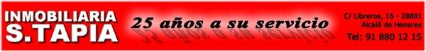 INMOBILIARIAS S.TAPIA se certifica en ISO 9001