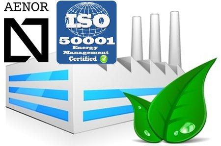 AENOR primera acreditada en Gestión de la Energía