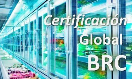 BRC Certificación Global Seguridad Alimentaria