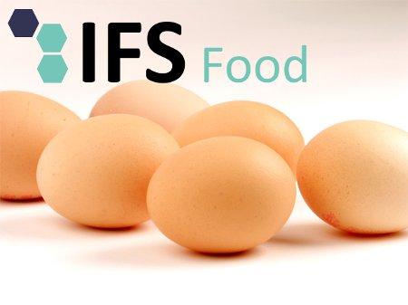 IFS Estándar internacional Seguridad Alimentaria