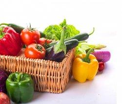 Frutas y verduras Kosher